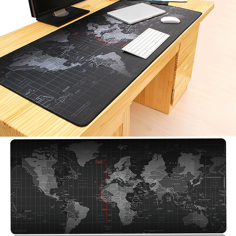 Gaming Pad for Keyboard & Mouse