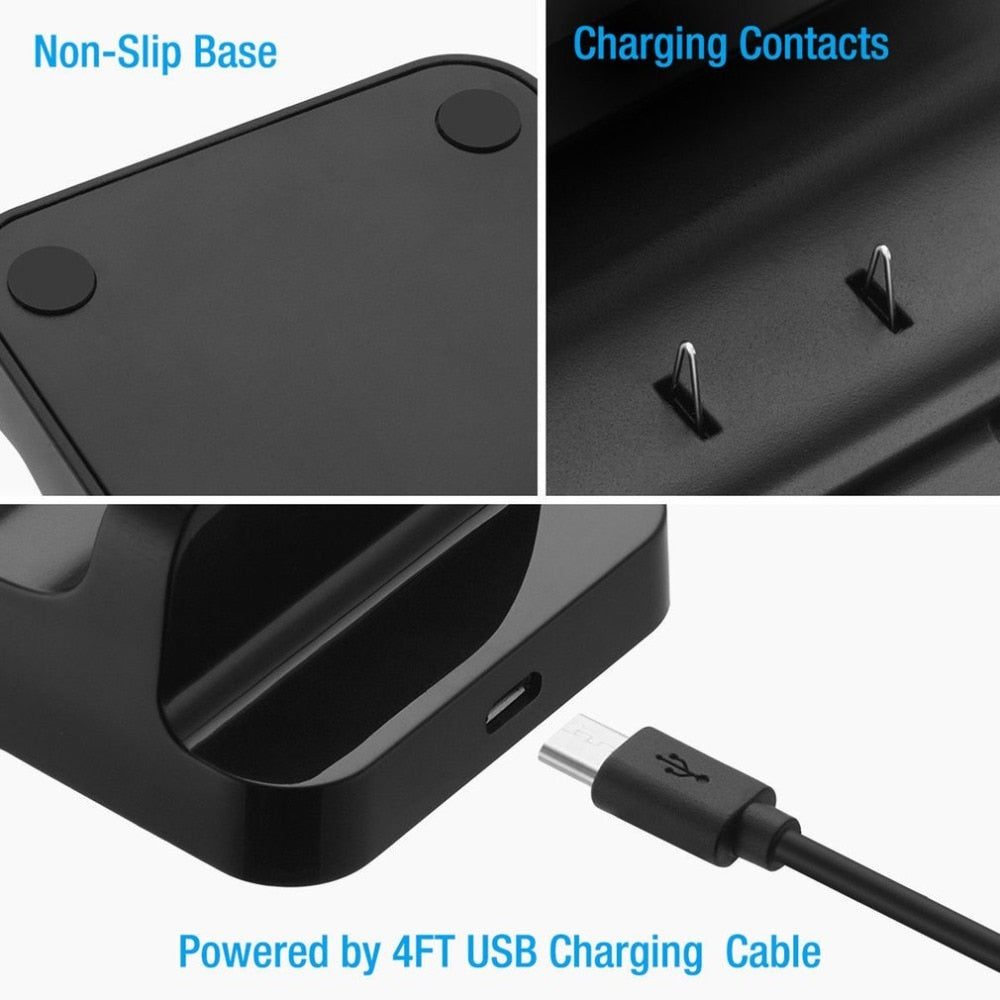 Dual Charging Station for XBOX ONE Controllers