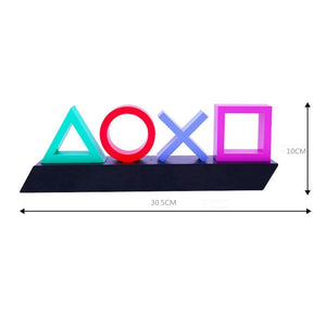 Voice Control PS4 Themed Decorative Light