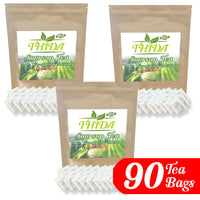 Soursop Tea 90 Bags | 100% Natural Organic | USA Stock - Free Shipping