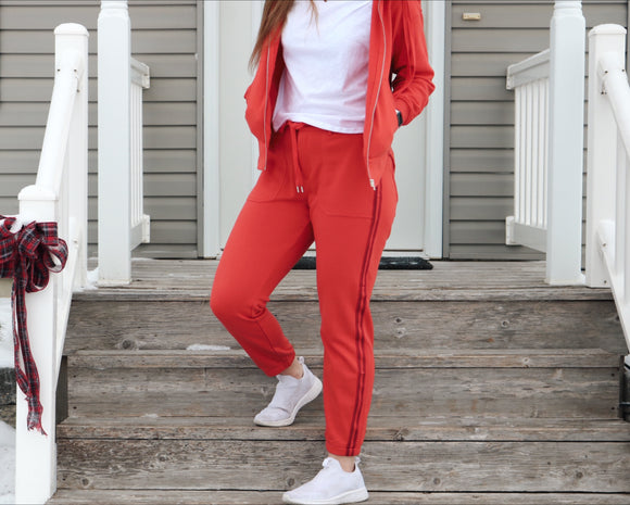 LIVERPOOL Red Joggers