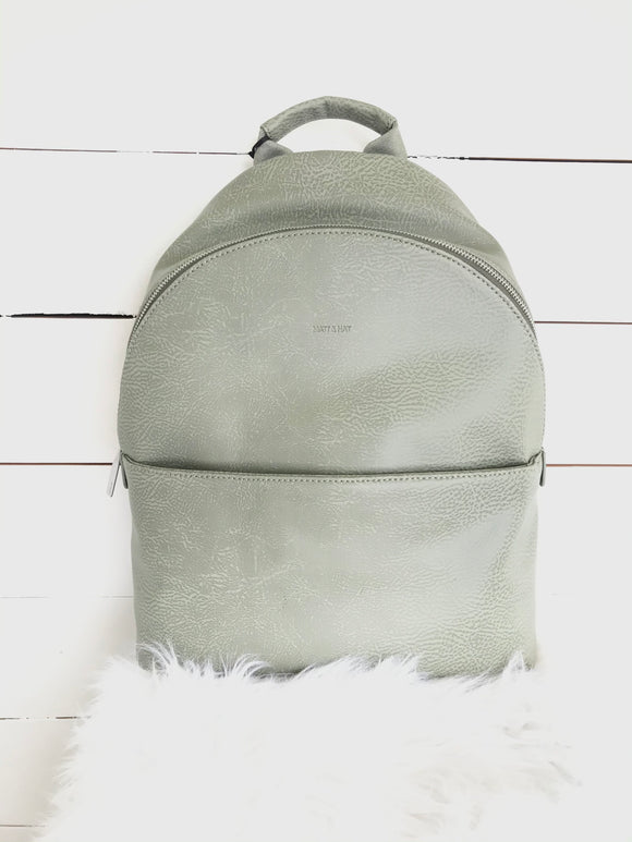 Matt & Nat Green backpack