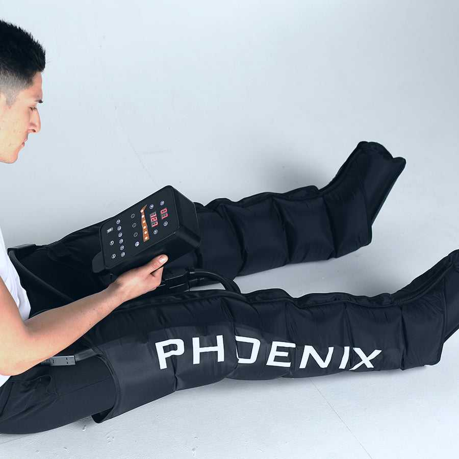 Phoenix Air Recovery Compression System Therapy by Hyper Phoenix