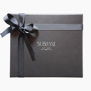 Box Sublime Noir