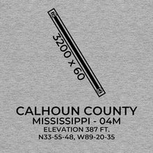 Load image into Gallery viewer, 04m pittsboro ms t shirt, Gray