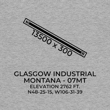 Load image into Gallery viewer, 07mt glasgow mt t shirt, Gray