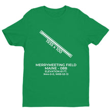 Load image into Gallery viewer, 08b bowdoinham me t shirt, Green