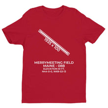 Load image into Gallery viewer, 08b bowdoinham me t shirt, Red