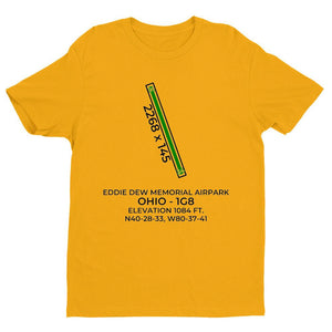 1g8 toronto oh t shirt, Yellow