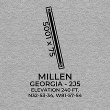 Load image into Gallery viewer, 2j5 millen ga t shirt, Gray