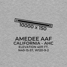 Load image into Gallery viewer, ahc herlong ca t shirt, Gray