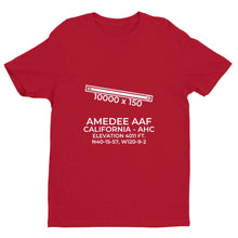Load image into Gallery viewer, ahc herlong ca t shirt, Red