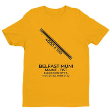 Load image into Gallery viewer, bst belfast me t shirt, Yellow