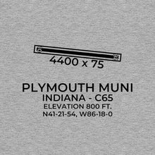 Load image into Gallery viewer, c65 plymouth in t shirt, Gray