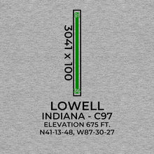 Load image into Gallery viewer, c97 lowell in t shirt, Gray