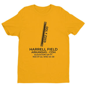 cdh camden ar t shirt, Yellow