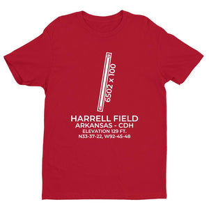 cdh camden ar t shirt, Red