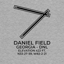 Load image into Gallery viewer, dnl augusta ga t shirt, Gray
