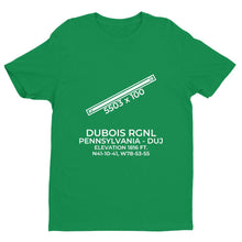 Load image into Gallery viewer, duj dubois pa t shirt, Green