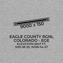 Load image into Gallery viewer, ege eagle co t shirt, Gray