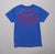 Toddler S/S Surfer Tee in Royal Blue