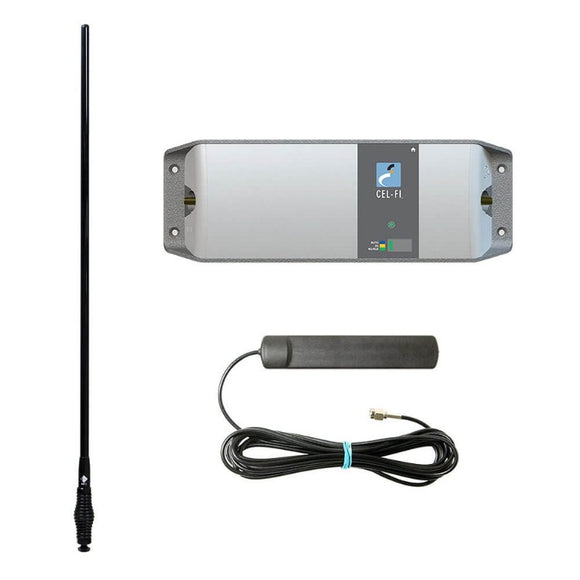 Cel-Fi Go Mobile Kit G31-3/8/28MK-CDR-B (with T7 & Black CDR7195 Antenna)