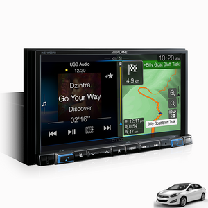 "Alpine I40-W997D 7"" Solution for Hyundai i40"