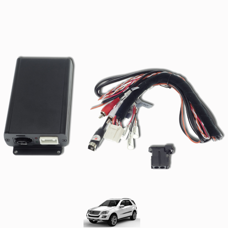 Alpine APF-H100ML MOST Interface for Mercedes ML/GL