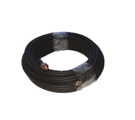 LSHF-400 Cable N Male – N Male (40 metres)