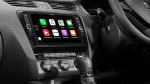"Alpine i902D-OC3 9"" Audio Visual Receiver with Apple CarPlay / Android Auto / Bluetooth® / USB / HDMI / DAB+ / TuneIt for Skoda Octavia 3"