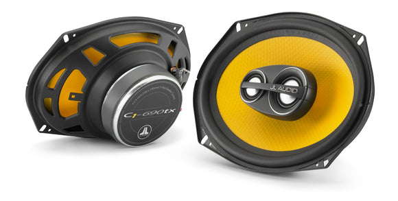 JL Audio C1-690tx Coaxial 3-Way Speaker System: 6