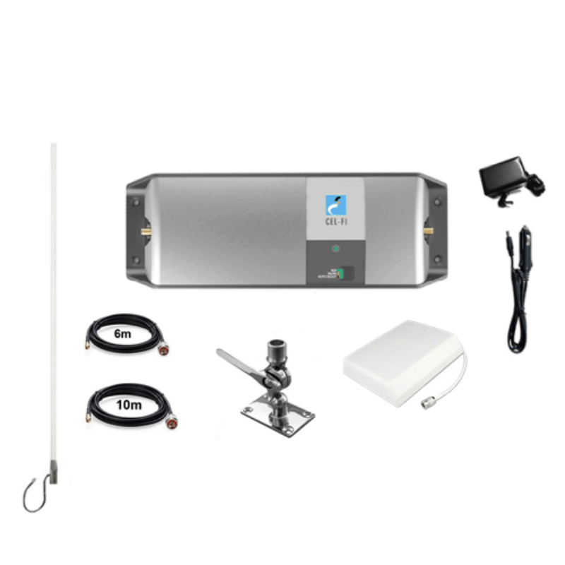 Cel-Fi RPR-CF-00172 GO Telstra Marine Pack (Wall Mount)