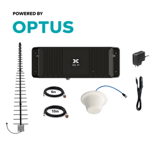 Cel-Fi GO2 RPR-CF-00428 Optus Building LDPA Pack (Ceiling Dome)