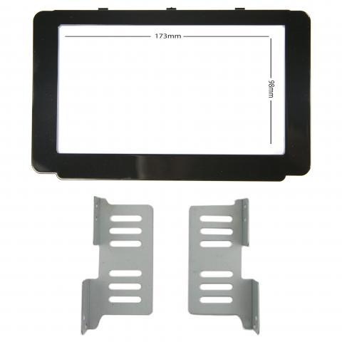Aerpro FP8241 Double DIN Facia for Toyota Hilux