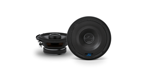 Alpine S-S65 S-Series 6-1/2 Inch 2-Way Coaxial Speaker