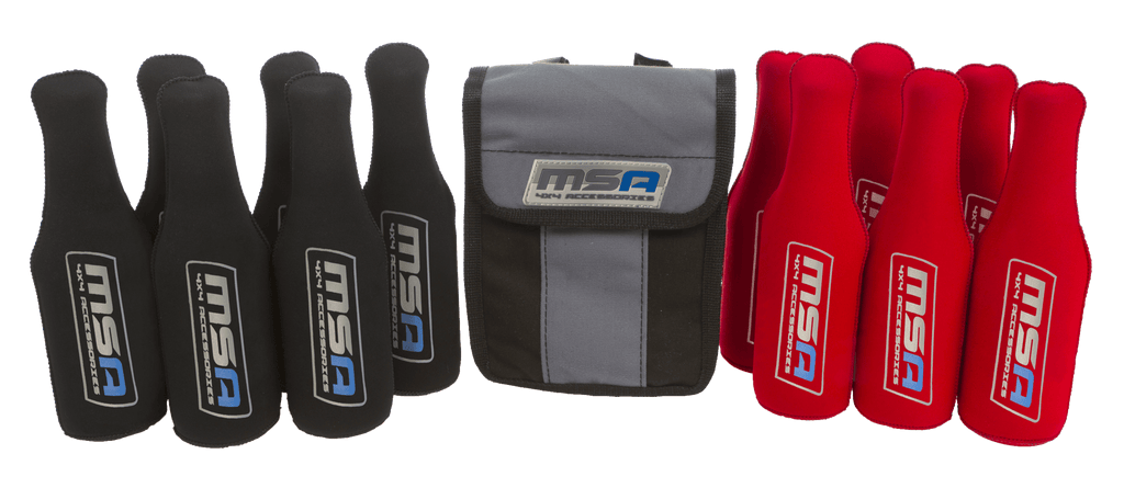 MSA STS Stubbie Tubes With Canvas Bag