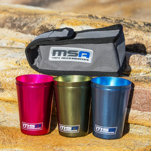 MSA TC6 Travel Cup Set Of 6