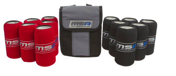 MSA TTS Tinnie Tubes With Canvas Bag