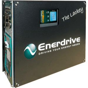 Enerdrive K-LACKEY-02 Switch panel, USB Sockets, 12 Volt Sockets, Circuit Protection