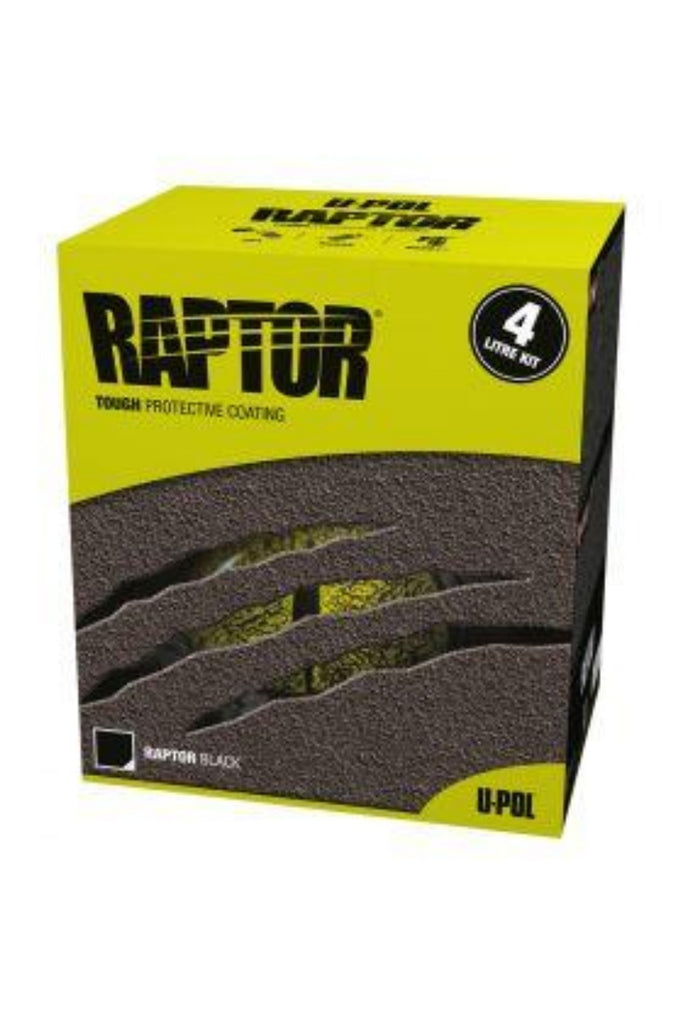 [OUT OF STOCK] Raptor RLB-S4 Black Kit 4L