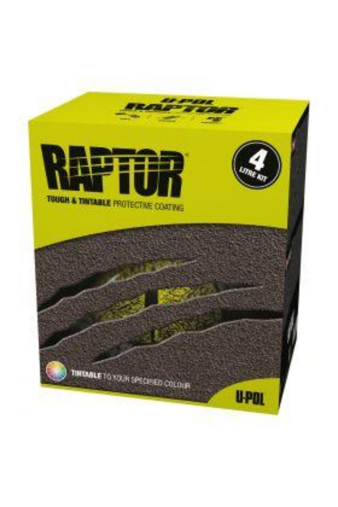 [OUT OF STOCK] Raptor RLT-S4 Tintable Kit 4L