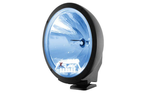 XRay Vision DL2206HID HID 220 Black Drive Blue Lense White LED 12v