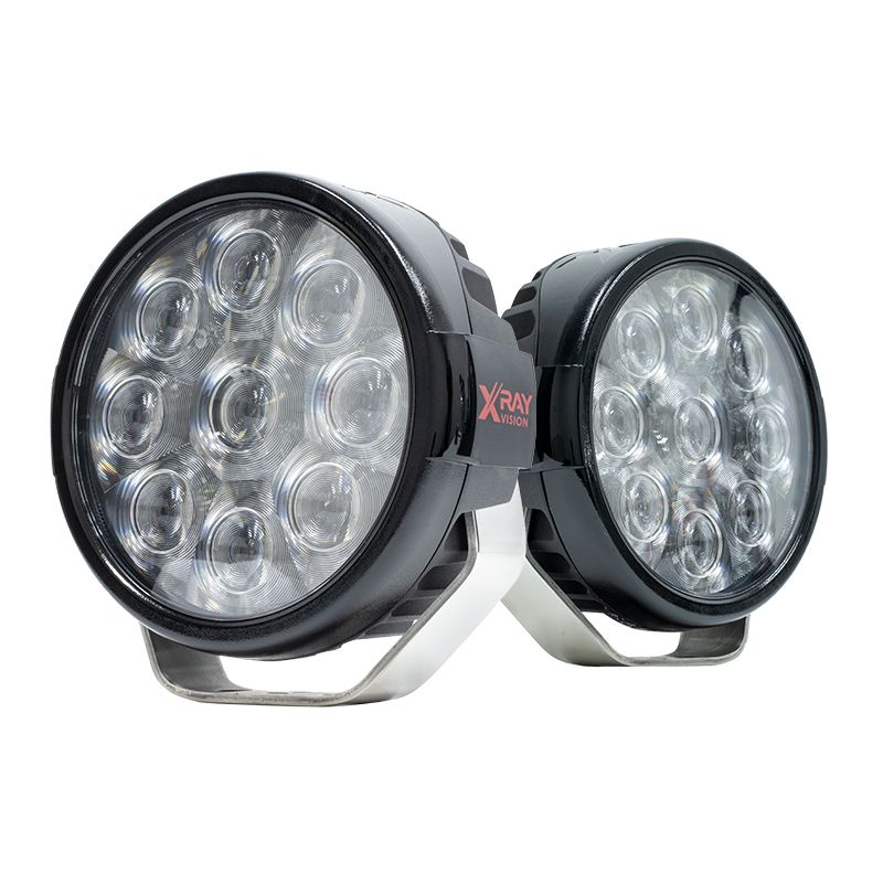 XRay Vision DLZ2201LED Driving Light LED DLZ 220 Series (Sold as each)
