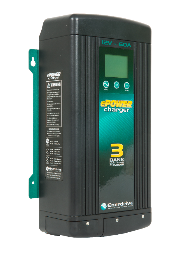Enerdrive EN31260 Battery Charger AC-DC