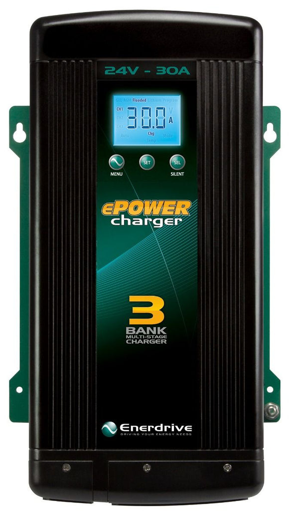 Enerdrive EN32430 Battery Charger AC-DC