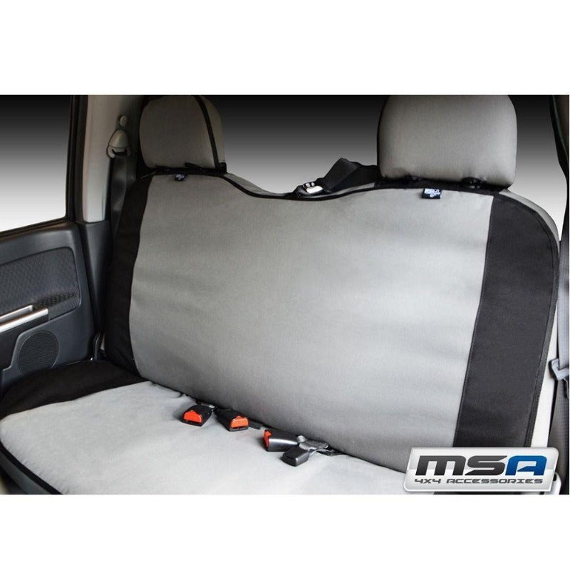 MSA BC07 Ford Courier PH/PG/PE Front Full Width Bench Seat Cover