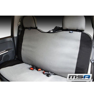 MSA R05 Holden Colorado/ Rodeo RA7 Rodeo/ Colorado RC Front Full Width Bench Seat Cover