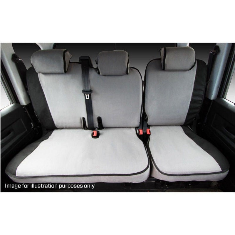 MSA D307 Land Rover Discovery Series 2 Second Row 60/40 Split including Armrest Cover