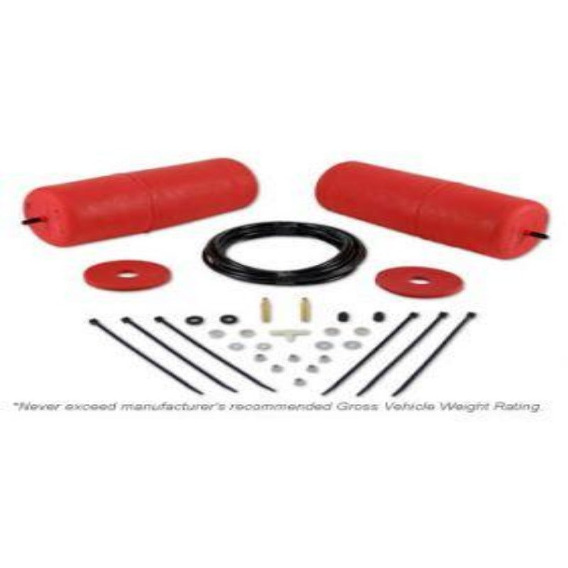 Polyair PA19896 Red Bag Kit Surf 4Runner KZN185 Bounce Rubber not inside Coil