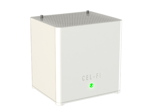 Cel-Fi H41‐AC‐003 SOLO Smart Signal Booster with built-in Modem